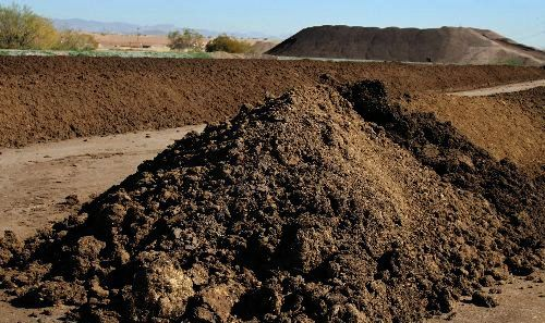 Biosolids Compost Sale